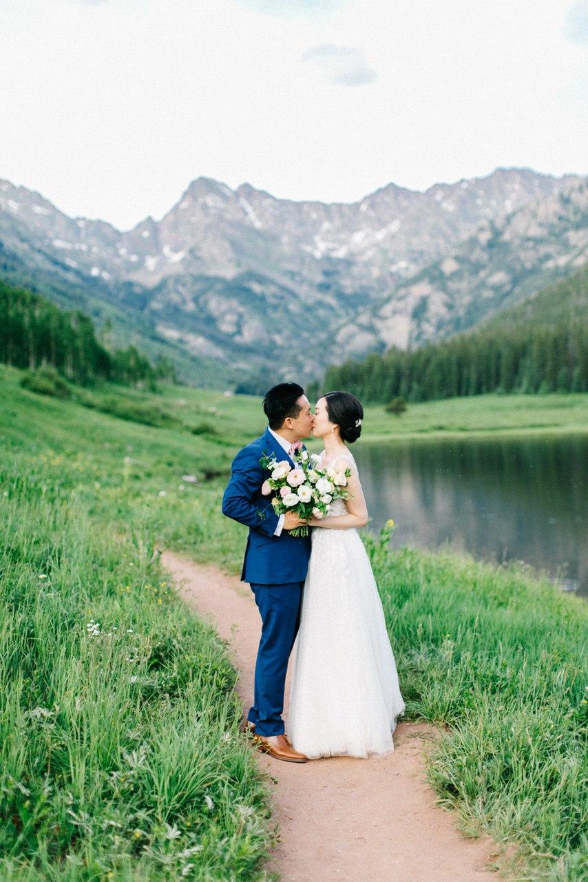 Свадьба Хэнди и Ху Ли (25 фото)