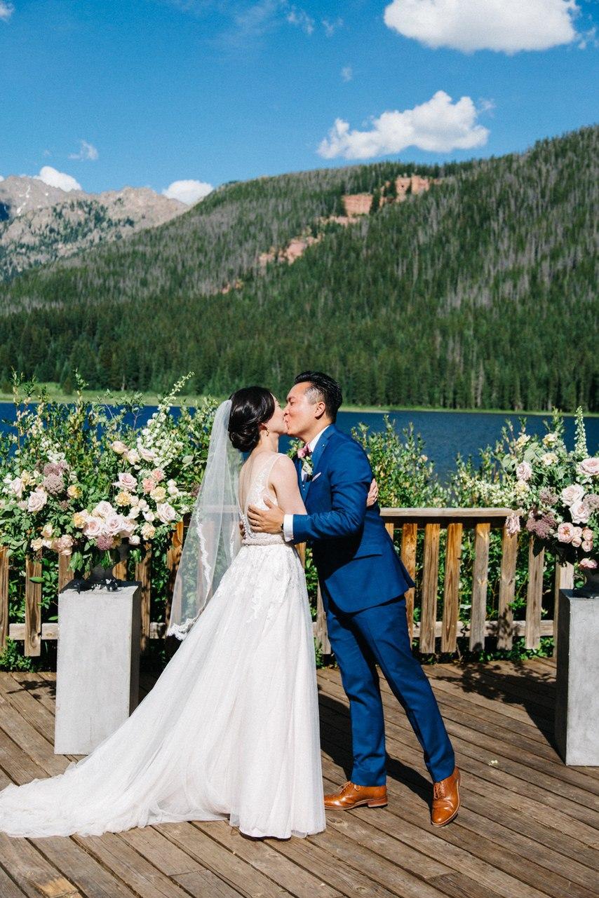feO8BoJKXSo - Свадьба Хэнди и Ху Ли (25 фото)