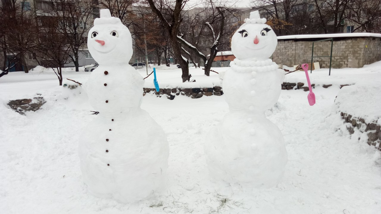 Харьков заполонили необычные существа (ФОТО)