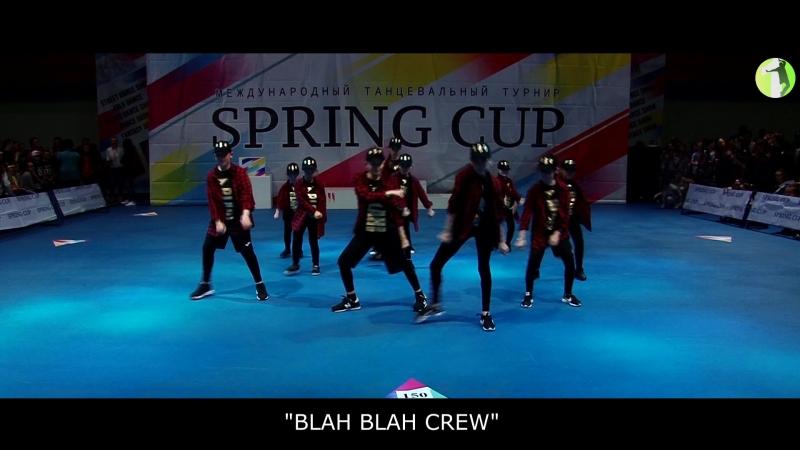 BLAH BLAH CREW - Lordly