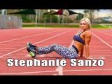 FemaleFitnessReset - Stephanie Sanzo Strong Muscles Girl