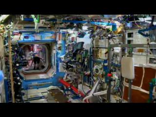 Веб-камера на Международной Космической Станции (МКС) - прямая трансляция