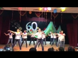 Битва танцев 2017,команда учителей