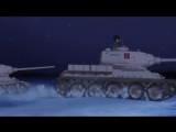 Katyusha full version) AMV Girls und Panzer OST (HD) (1)