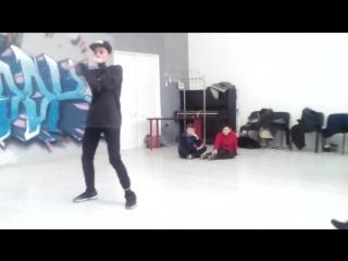 Detroit dance by King Cat
