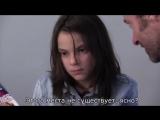 Прослушивание Дафни Кин к фильму «Логан»