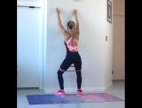 Эффективное упражнения для ягодиц