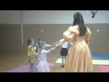 ECARTE.RU - танец с Королевой Осенью группа по хореографии от 3-4 лет
