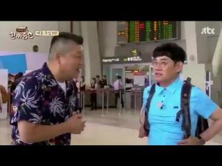 [VIDEO] 17/07/12 Lee Kyung-kyu mentioned BTS on Let's Eat Dinner Together