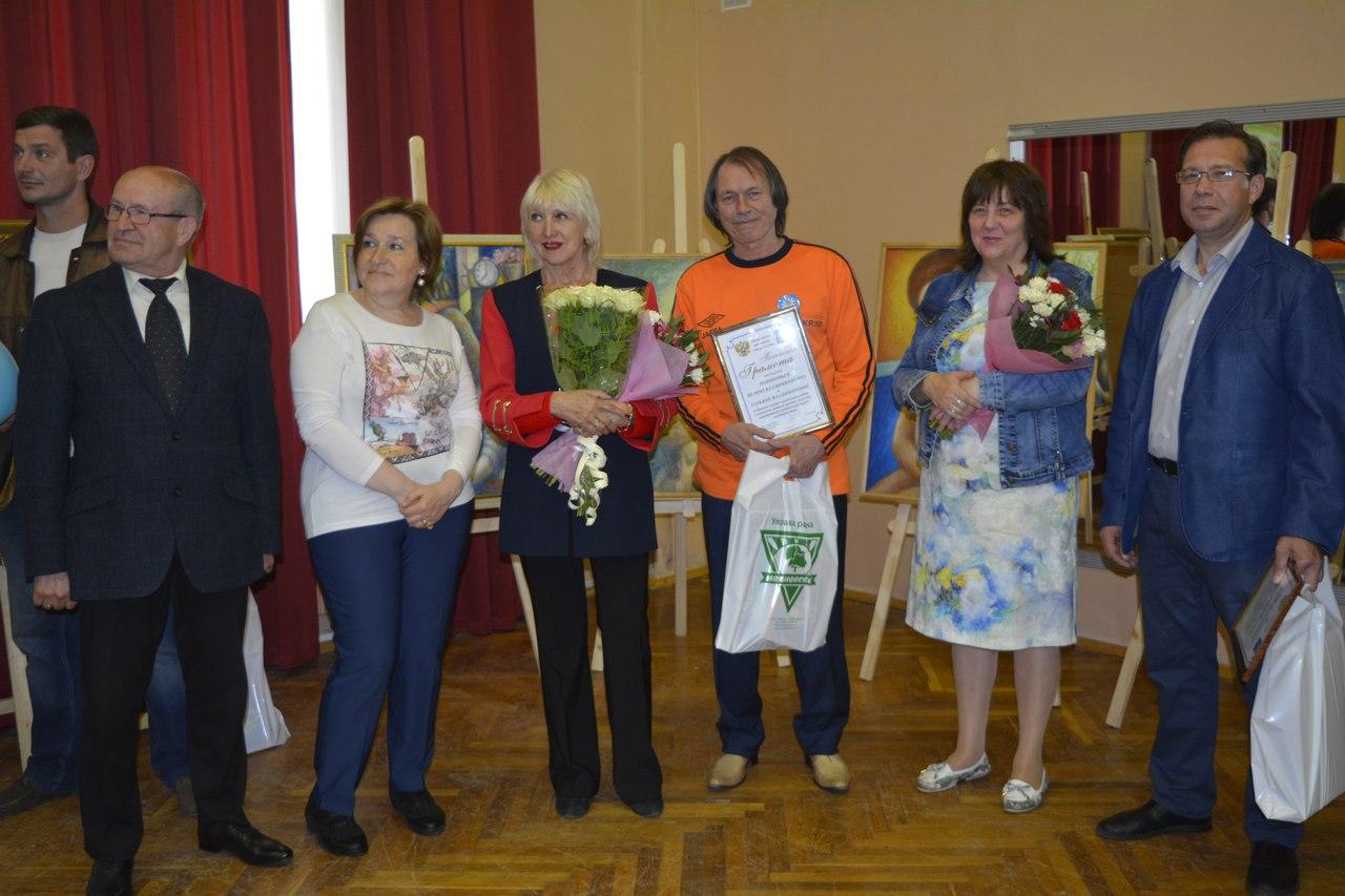 награждённые семьи района Ивановское