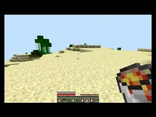 Как сделать портал в ад, 2 способа! minecraft