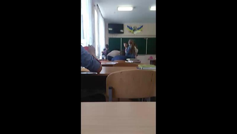 урок укр.лит