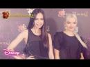 ¡Sofia Carson y Dove Cameron estuvieron en la Avant Premiere de