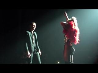 Make Me ft. G-Eazy in Las Vegas (10-21-16)