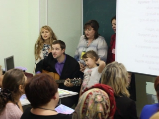 """Заключительная песня Фестиваля """"В Пространстве Души"""""""