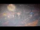NEW YEAR FIREWORKS DUBAI 2017 HD ¦ Burj Khalifa Downtown Show