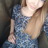 Анкета Дарья Волкова