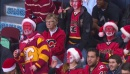 From sticks to own goals, NHLers always in giving moods | December 23, 2016