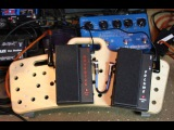 Morley Compact Volume &amp Wah Rockers  Demo &amp Review  3P3D2013-DAY 25 ~ 30 Pedals 30 Days