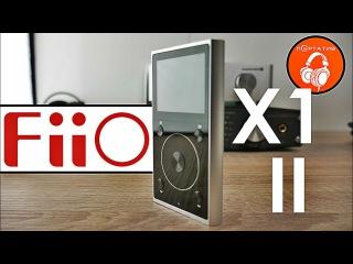 FiiO X1 II | Обзор доступного Hi-Res плеера