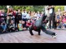 Demon(Green Dancers) vs Stas(Good Foot) [Hoop and Hop '17 OPEN Tver]