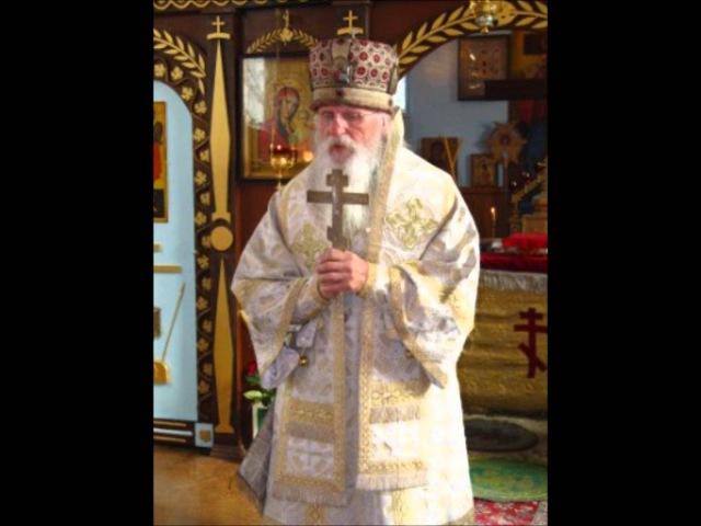 Святой Сисой Великий Слово Митрополита Антония Орлова