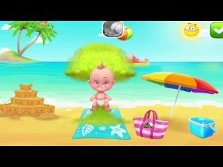 Беби Босс как Босс Молокосос ВОНЮЧКА Уход за ОЗОРНЫМ МАЛЫШОМ на Пляже The Baby Boss