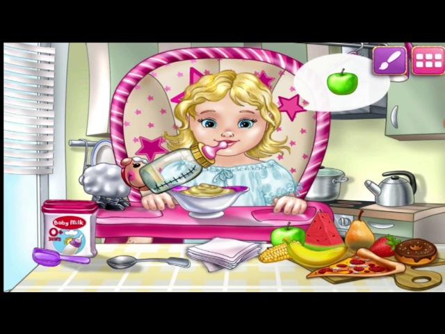 Take Care Of Baby Boss КРОШКА БОСС Малыш ест, примеряет наряды Видео для детей