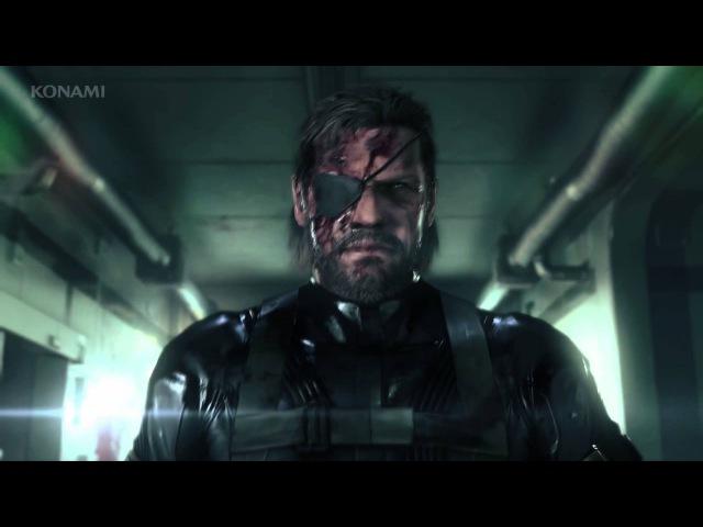 Metal Gear Solid V: The Phantom Pain - Kojima Trailer mod