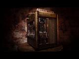 Verktoy Cu - A $20,000 Steampunk Workstation