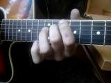 Макс Корж Оптимист кавер (guitar cover)