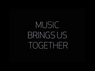 Music Brings Us Together | 2016 AMAs