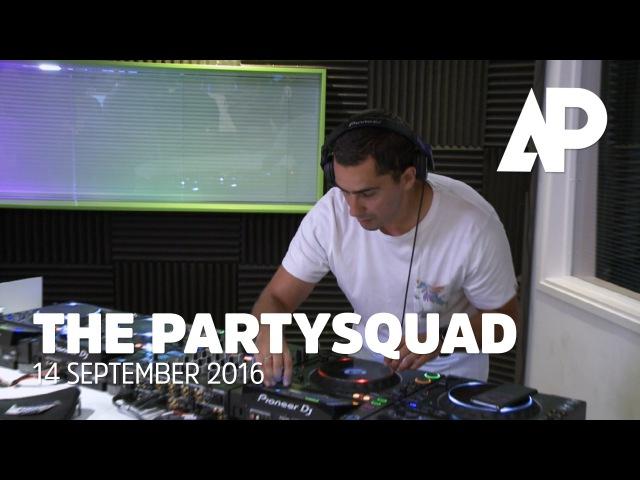 The Partysquad '10 jarig jubileum ja we worden een dagje ouder'
