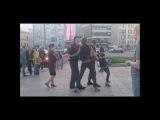 Задержание ребёнка в Москве