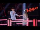Elda VS Hekuran Closer Betejat The Voice of Albania 6