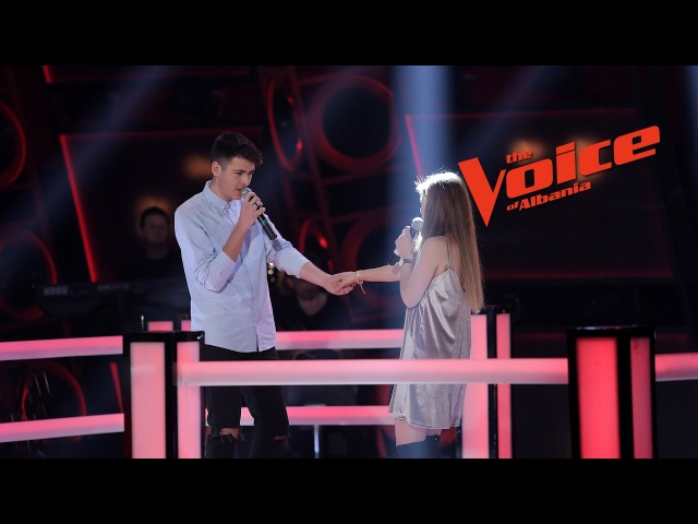 Elda VS Hekuran – Closer | Betejat | The Voice of Albania 6