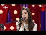110117 Jisoo &amp Rose - Love Yourself @ Radio Star