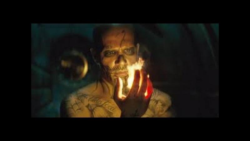 Suicide Squad - El Diablo дополнительные материалы