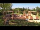 Montage d'une Maison Brikawood HD 1080p Brikawood International