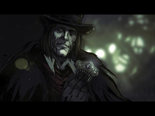 Illustrated Lore Bloodborne Lady Maria of the Astral Clocktower