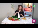 Удиви подарком МК №14 Ёлка из конфет и мишуры своими руками
