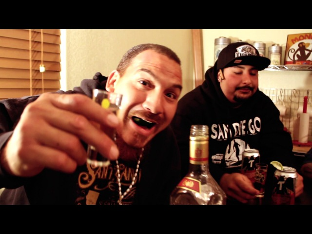 HERMANOS CRIMINALES - TEQUILA CON LIMON CHICANO RAP