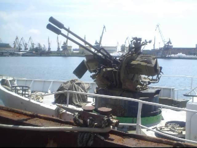 РЕКВИЕМ по ВМС Грузии