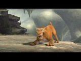 Ice Age - A tiger never give up