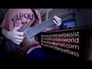 Cryptopsy - Worship your demons (Zlatoyar bass cover)