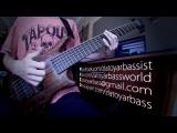Cryptopsy - Worship your demons (Zlatoyar bass cover)