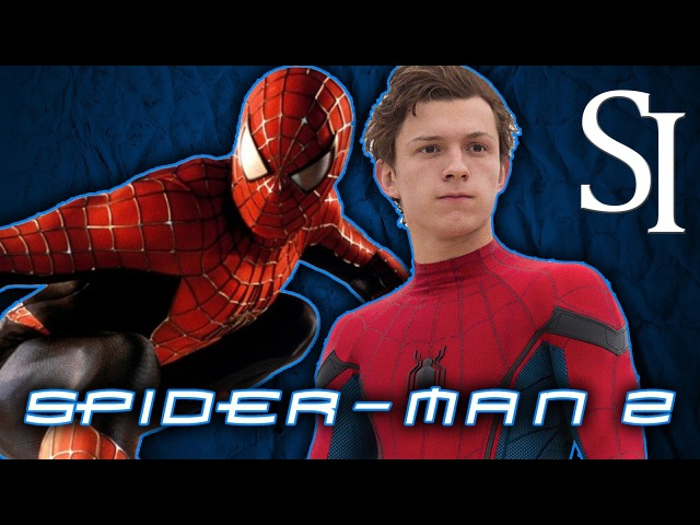 ★ Spider Man 2 2004 teaser trailer Homecoming style ★
