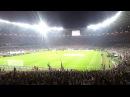 EuAcredito - Torcida do Galo canta antes do time ser campeão da Libertadores 2013