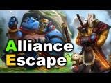 Alliance vs Escape - Semi Final - ASUS ROG DreamLeague 6 Dota 2
