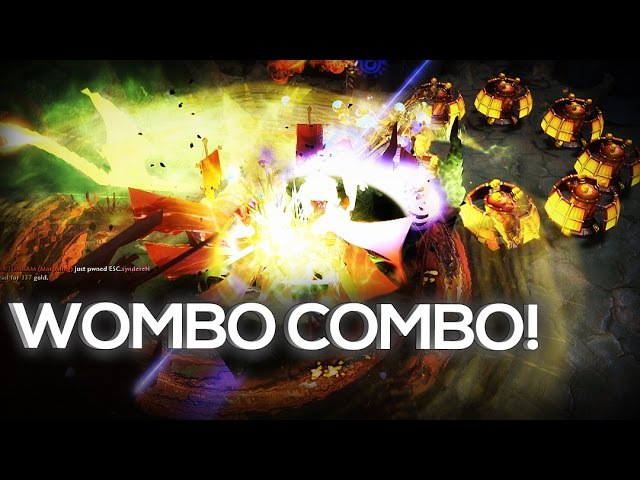 LIQUID DOING IT IN STYLE WOMBO COMBO 27K MMR DOTA 2